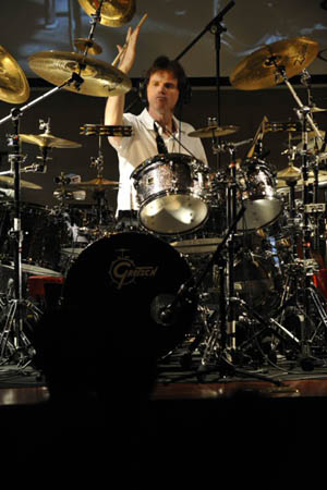 Gretsch Drums Australian Drummer Chris Brien