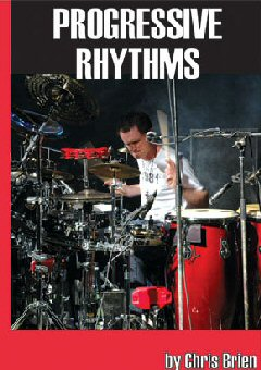 Drumming Book - Tutorial - Chris Brien - Progressive Rhythms